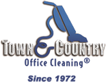 Town & Country Office Cleaning Phoenix AZ Logo